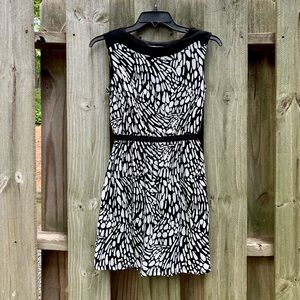 MOVING SALE! LOFT Petites sleeveless stretch dress